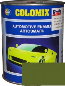 """Купить 340 Алкидная однокомпонентная автоэмаль COLOMIX """"Олива зеленая"""", 1л - Vait.ua"""