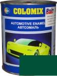 """394 Алкидная однокомпонентная автоэмаль COLOMIX """"Темно-зеленая"""", 1л"""