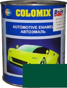 """Купить 394 Алкидная однокомпонентная автоэмаль COLOMIX """"Темно-зеленая"""", 1л - Vait.ua"""