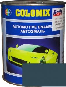 """Купить 410 Алкидная однокомпонентная автоэмаль COLOMIX """"Серо-голубая"""", 1л - Vait.ua"""