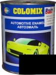"""601 Алкидная однокомпонентная автоэмаль COLOMIX """"Черная"""", 1л"""