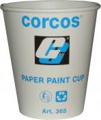 Бумажный мерный стакан Corcos, 200мл