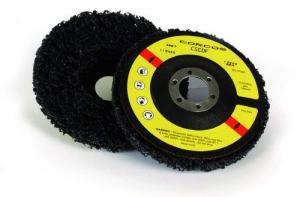 Купить Фибровый диск Corcos для снятия старого лакокрасочного покрытия, диаметр 115мм, толщина 22мм - Vait.ua