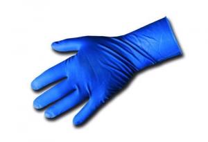 Купить Толстые латексные перчатки Corcos, размер L - Vait.ua