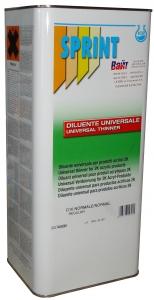 Купить D10 Универсальный растворитель Sprint, 5л - Vait.ua