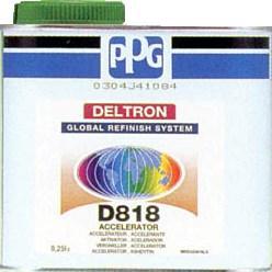 Купить D818 Катализатор (ускоритель сушки) PPG DELTRON ACCELERATOR, 0,25 л  - Vait.ua