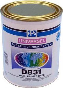 Купить D831 Антикоррозийный фосфатирующий грунт PPG Universel, 1л, бежевый - Vait.ua