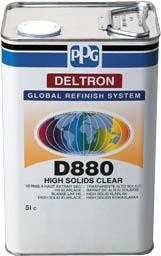 Купить Лак PPG DELTRON D880 - HS, 5 л  - Vait.ua