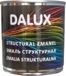 Краска DALUX структурная для бамперов однокомпонентная, черная, 0,25л