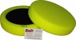 1-2-021 Универсальный поролоновый полировальный круг FARECLA G6 желтый, на липучке, диам. 150 мм