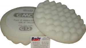 Купить 1-2-023 Полировальный рельефный круг Farecla для антиголограммной пасты G12, белый - Vait.ua
