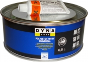 Шпатлёвка DYNA Polyester Putty Universal, 0,5л