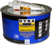 Шпатлёвка DYNA Polyester Putty Universal, 1л