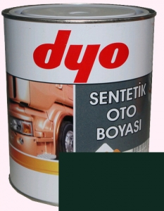 """Купить 307 Синтетическая однокомпонентная автоэмаль DYO """"Зеленый сад"""", 1л - Vait.ua"""