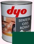 """394 Синтетическая однокомпонентная автоэмаль DYO """"Темно-зеленая"""", 1л"""