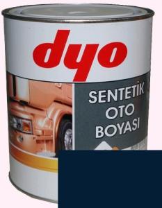 """Купить 456 Синтетическая однокомпонентная автоэмаль DYO """"Темно-синяя"""", 1л - Vait.ua"""