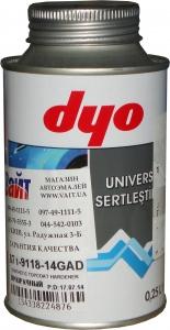 """Купить Отвердитель стандартный синтетический """"DYO, 0,25л - Vait.ua"""