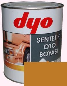 """Купить 208 Синтетическая однокомпонентная автоэмаль DYO """"Охра"""", 1л - Vait.ua"""