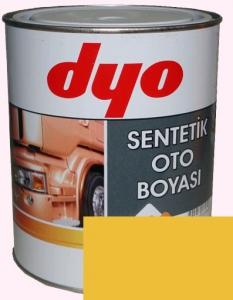 """Купить 225 Синтетическая однокомпонентная автоэмаль DYO """"Желтая"""", 1л - Vait.ua"""