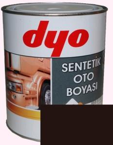 """Купить 793 Синтетическая однокомпонентная автоэмаль DYO """"Темно-коричневая"""", 1л - Vait.ua"""