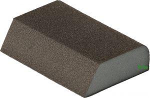 Купить Четырехсторонний абразивный блок Flexifoam Block_A1/2R, 98x69x26мм, P100 - Vait.ua
