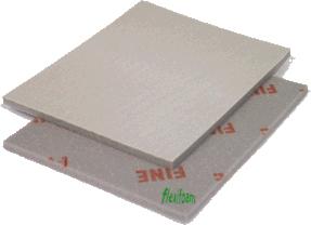 Купить Односторонняя абразивная губка Flexifoam ZF1SP, 140x115x5мм, P280 - Vait.ua
