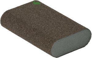 Купить Четырехсторонний абразивный блок Flexifoam Round Block, 98x69x26мм, P100 - Vait.ua