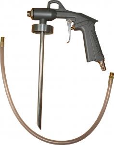 Купить Пистолет под гравитекс G-tex 167 пневматический, с гибкой насадкой - Vait.ua