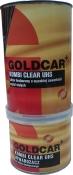 2К Акриловый лак KOMBI CLEAR UHS GOLD CAR+ (1л) + отвердитель (0,5л)