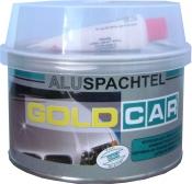Шпатлёвка с алюминием Alu Gold Car, 0,5 кг