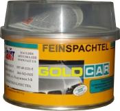 Шпатлевка мелкозернистая (финишная) Gold Car Fein, 0,5кг