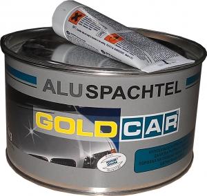 Купить Шпатлёвка с алюминием Alu GOLD CAR, 1,5кг - Vait.ua