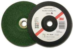 Купить 60637 Зачистной диск 3M™ Green Corps Cubitron, 125 x 3,0 x 22 мм, Р80 (1 набор 20+2) - Vait.ua
