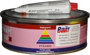 Купить Шпатлевка финишная Iridescent Pyramid STANDART FINISH PUTTY, 1 кг - Vait.ua