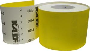 Купить Абразивная бумага KAEF KFR 122 в рулоне, 110мм х 50м, Р100 - Vait.ua