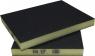Шлифовальный мат 2-х сторонний KAEF (серия 100) 120 х 98 х 13 мм, К150 (Р280)