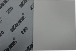 Купить Односторонний шлифовальный мат FORMFLEX KAEF, 115мм х 140мм х 5мм, Р220 - Vait.ua