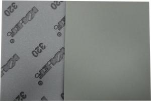Купить Односторонний шлифовальный мат FORMFLEX KAEF, 115мм х 140мм х 5мм, Р320 - Vait.ua