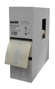 Купить Абразивная бумага KAEF KFB SoftRolle на поролоновой основе 115 х 125 х 25м (с перфорацией), P280 - Vait.ua