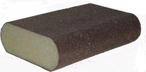 Купить Округленный абразивный блок KAEF, серия 400, K100 (P220) - Vait.ua