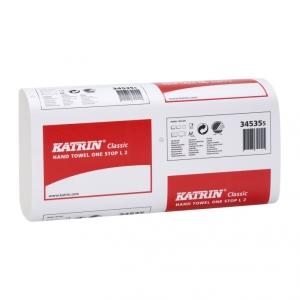 Купить Katrin 34535 Полотенца бумажные Classic One stop L 2 (110 салфеток) - Vait.ua