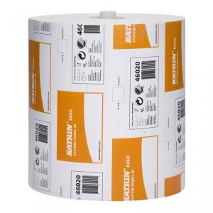 Купить Katrin 46020 Полотенца в рулонах Basic System towel M, 180м - Vait.ua
