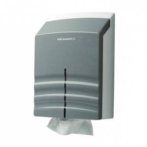 Купить Kimberly-Clark 6962 Диспенсер RIPPLE для бумажных сложенных полотенец - Vait.ua