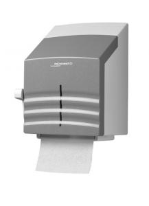 Купить Kimberly-Clark 6963 Диспенсер для бумажных полотенец в рулонах Ripple Controlmatic, Серый - Vait.ua