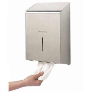 Купить Kimberly-Clark 8971 Металлический диспенсер для сложенных полотенец для рук - Vait.ua