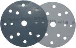Полировальный абразивный диск KOVAX BUFLEX DRY BLACK (черный), D152mm, 15 отверстий, P3000