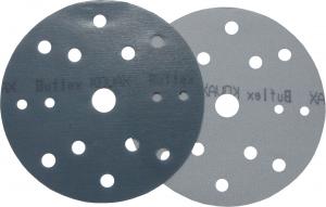 Купить Полировальный абразивный диск KOVAX BUFLEX DRY BLACK (черный), D152mm, 15 отверстий, P3000 - Vait.ua
