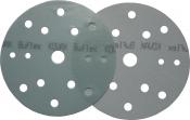 Полировальный абразивный диск KOVAX BUFLEX DRY GREEN (зеленый), D152mm, 15 отверстий, P2500