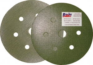 Купить Абразивный круг KOVAX SUPER TACK MAXCUT, 152mm, P80 - Vait.ua