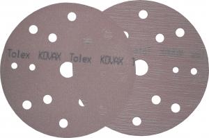 Купить Полировальный абразивный диск KOVAX TOLEX (розовый), D152mm, 15 отверстий, P2000 - Vait.ua
